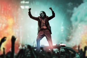 Joker End Scene Dance