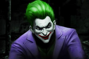 Joker Fan New Artwork