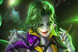 Joker Girl Artwork