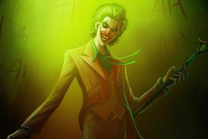 Joker Graphic Cover Art