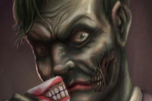 Joker Half Face