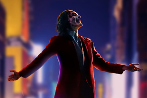 Joker Happy Art