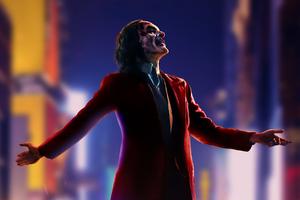 Joker Happy Art