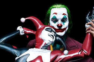 Joker Harley Art
