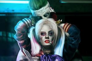 Joker Harley Quinn New
