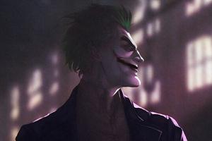 Joker Hd Art Wallpaper