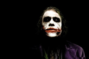 Joker Heath Ledger Wallpaper