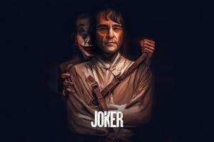 Joker In And Out Wallpaper