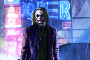 Joker In The Street