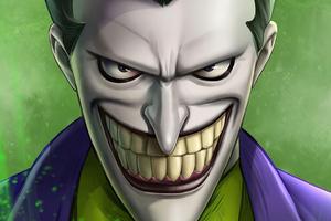 Joker Infinite Smile 4k Wallpaper