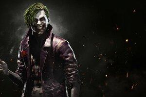 Joker Injustice 2 Wallpaper