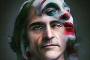 Joker Joaquin Phoenix 4k Wallpaper