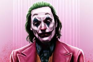 Joker Joaquin Phoenix 4k Art