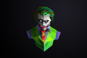 Joker Justin Maller Wallpaper