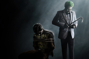 Joker Kidnap Robin 4k