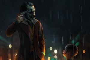Joker Killing Himself In Front Of Kid