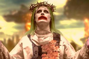 Joker Knightmare Justice League Zack Synders Cut 4k