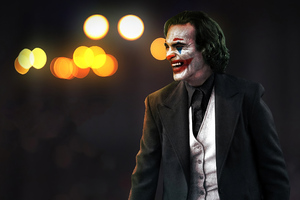 Joker Laugh Art