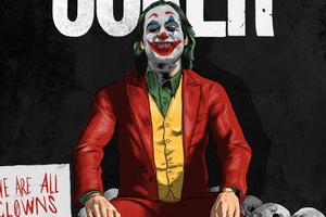 Joker Laugh Wallpaper