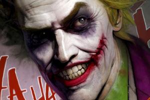Joker Mad Wallpaper