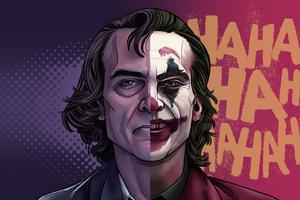 Joker Madman Wallpaper