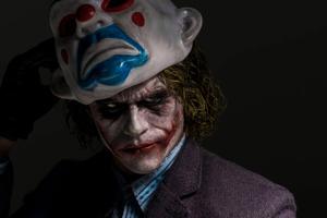 Joker Mask 4k