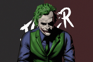 Joker Meaningless Life 5k