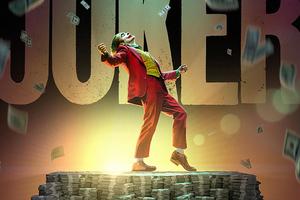 Joker Million Club Wallpaper