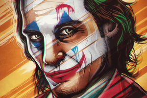 Joker Movie Clown Wallpaper