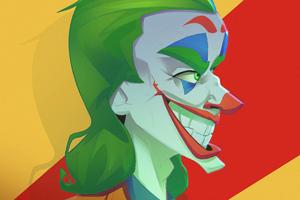 Joker Movie Sketch Art 4k