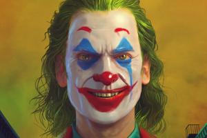 Joker Movie4k Art