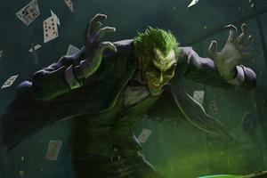 Joker New 4k Wallpaper