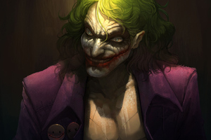 Joker New Digital Art