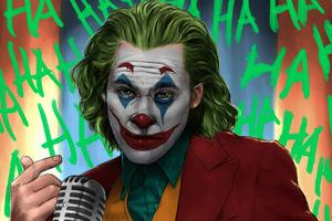 Joker On Show