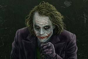 Joker On You Wallpaper