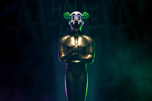 Joker Oscar 4k Wallpaper