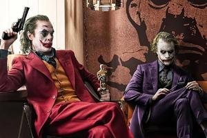 Joker Oscar Winner Wallpaper