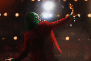 Joker Oscar Winning Dance Wallpaper