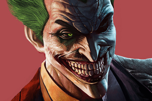Joker Paint Arts