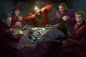 Joker Poker Wallpaper