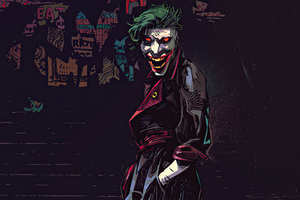 Joker Project Gotham 4k Wallpaper