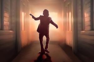 Joker Rise And Shine Wallpaper