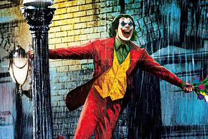 Joker Sing In In The Rain