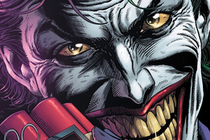 Joker Smile 2020 Artwork