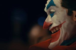 Joker Smile At Tv Show Wallpaper