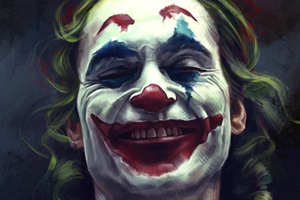 Joker Smile For Me 5k