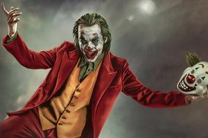 Joker Smile Hahaha