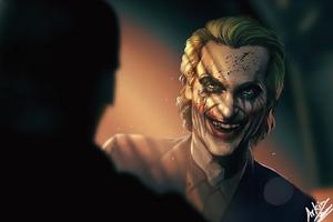 Joker Smile Hard
