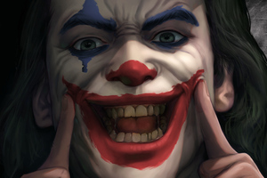 Joker Smile Laugh