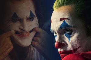 Joker Smile Theraphy 4k